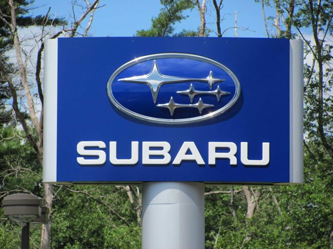 South Shore Subaru Dealership