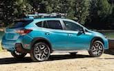 Subaru Crosstrek towing