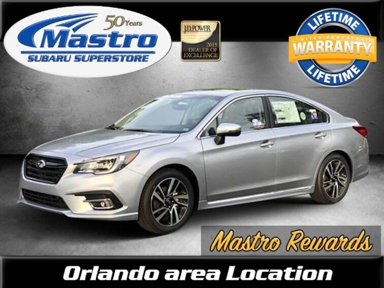 New 2019 Subaru Legacy 2.5i Sport Sedan Sanford