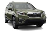 2019 Forester Features