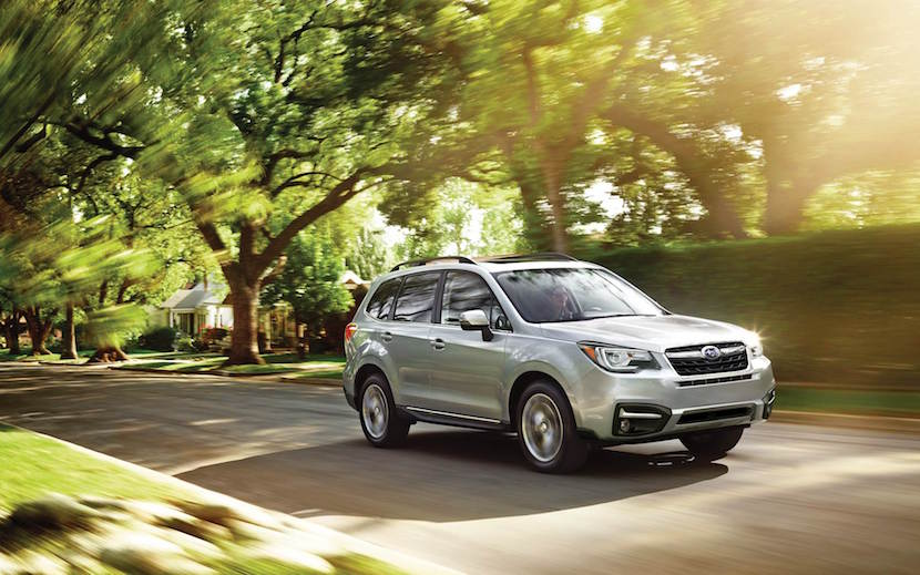 2018 Subaru Forester available near Orlando