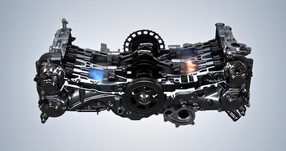 Subaru Boxer Engine >> Why Does Subaru Use A Boxer Engine Subaru Dealer Near