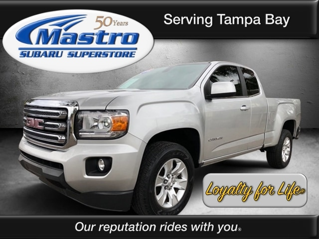 2015 GMC Canyon 2WD SLE Truck Extended Cab
