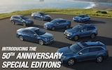 50th Anniversary Special Editions