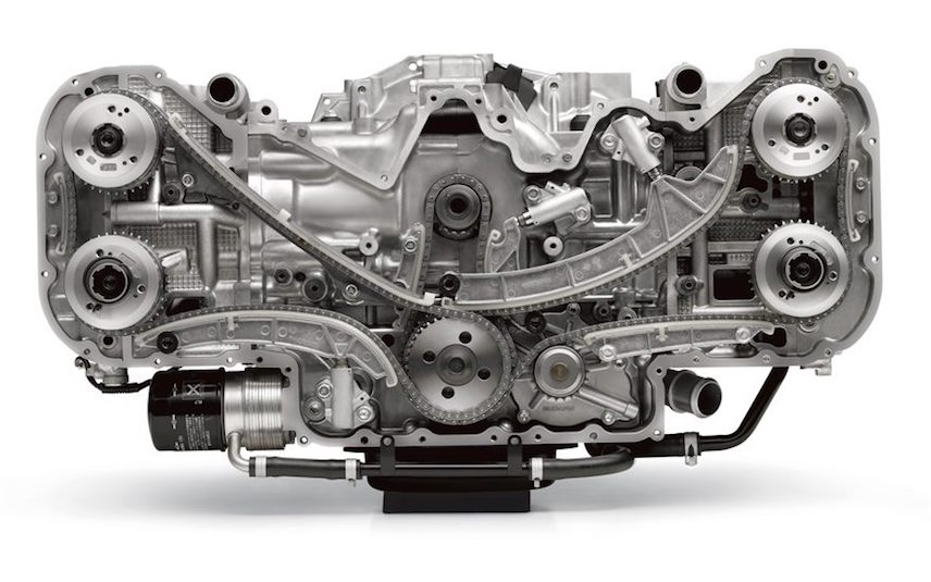 Subaru Boxer Engine >> Why Does Subaru Use A Boxer Engine Tampa Dealer
