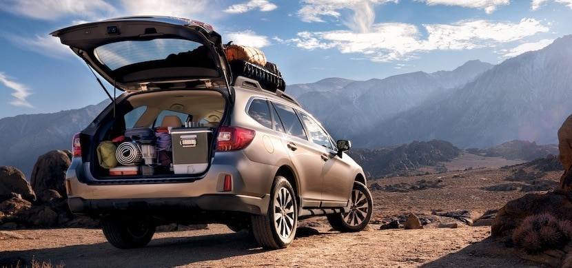 Tampa area 2016 Subaru Outback against competition