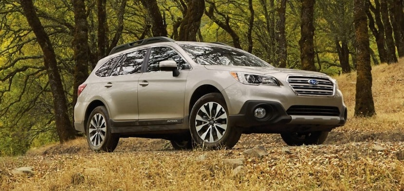 Tampa 2017 Subaru Outback dealership