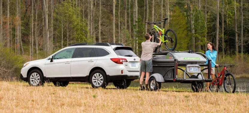 What Can I Tow With My Subaru Outback Subaru Near Clearwater