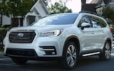 2019 Subaru Ascent Launch