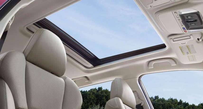 Which Forester Has a Sunroof? | Subaru Dealer Near Brandon