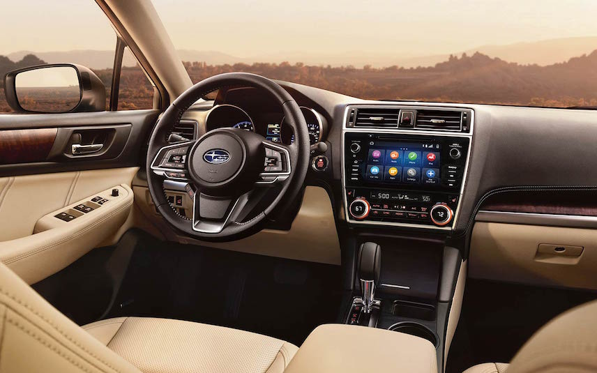 2019 Subaru Outback Multimedia