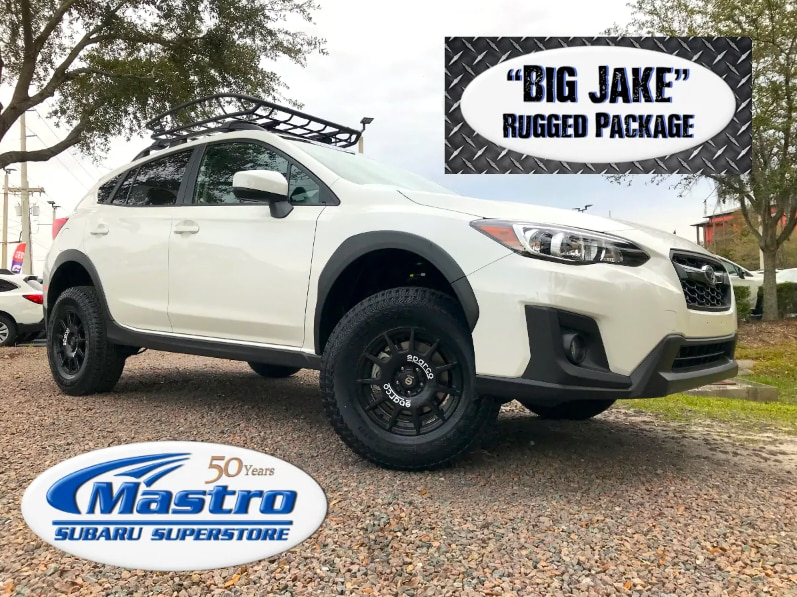 Mastro Subaru of Tampa Big Jake Rugged Package
