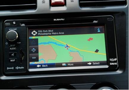 Subaru GPS Updates | Subaru Dealership Near Brandon FL