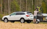 What Can I Tow with My Subaru Outback?