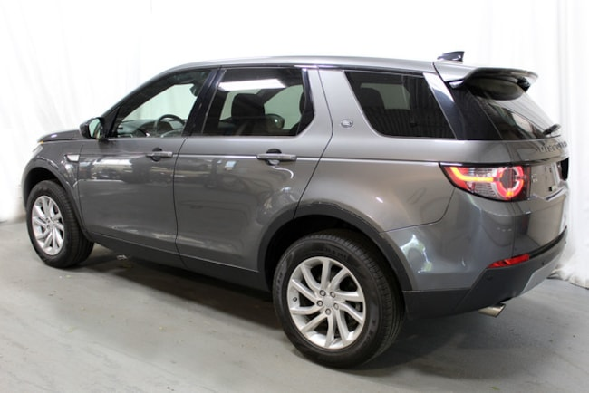 2018 Land Rover Discovery Sport: Expectations, Changes >> Used 2018 Land Rover Discovery Sport For Sale Natick Ma