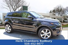 Used 2016 Land Rover Range Rover Evoque HSE Dynamic SUV Sudbury MA