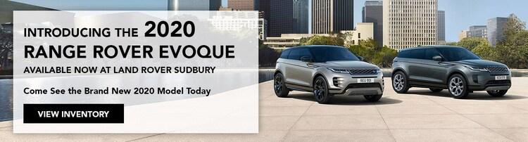 New & Used Land Rover Sales near Boston, MA | Land Rover Sudbury