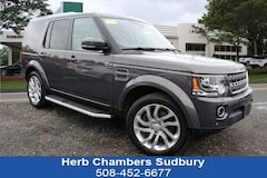 Certified Pre-Owned 2016 Land Rover LR4 HSE SUV Sudbury MA
