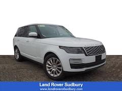 New 2018 Land Rover Range Rover 3.0L V6 Supercharged HSE SUV Sudbury MA