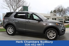 Used 2018 Land Rover Discovery Sport HSE SUV Sudbury MA