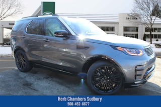 New 2019 Land Rover Discovery HSE Luxury SUV in Boston, MA