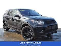 New 2019 Land Rover Discovery Sport HSE Dynamic SUV Sudbury MA