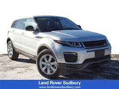New 2018 Land Rover Range Rover Evoque SE SUV Sudbury MA