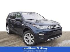 New 2019 Land Rover Discovery Sport HSE SUV Sudbury MA