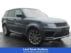New 2018 Land Rover Range Rover Sport HSE Dynamic SUV Sudbury MA