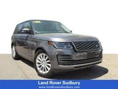 New 2018 Land Rover Range Rover 3.0L V6 Turbocharged Diesel HSE Td6 SUV Sudbury MA