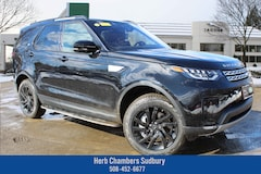 New 2019 Land Rover Discovery HSE SUV Sudbury MA