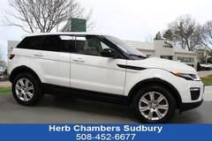 Used 2016 Land Rover Range Rover Evoque SE SUV Sudbury MA