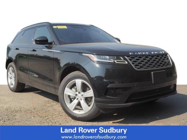 New 2019 Land Rover Range Rover Velar P250 S SUV Sudbury MA