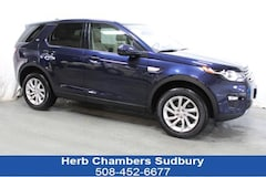 Certified Pre-Owned 2017 Land Rover Discovery Sport HSE SUV Sudbury MA