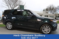 Certified Pre-Owned 2017 Land Rover Discovery HSE SUV Sudbury MA