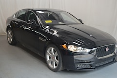 Certified Pre-Owned 2017 Jaguar XE 20d Premium Sedan Sudbury MA