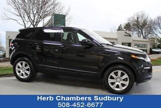 Pre-Owned 2016 Land Rover Range Rover Evoque SE SUV Sudbury MA