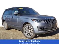 New 2019 Land Rover Range Rover HSE SUV Sudbury MA