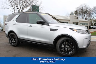 New 2019 Land Rover Discovery HSE SUV in Boston, MA