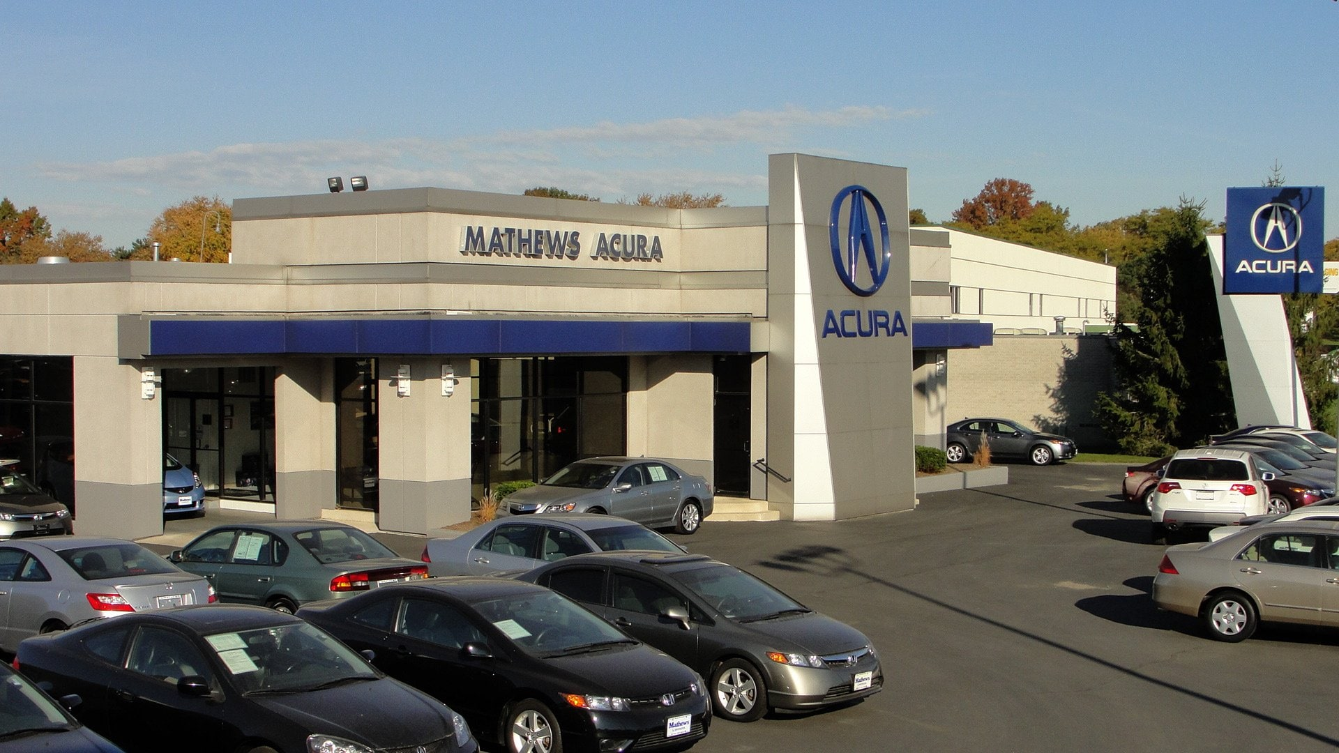 mathews acura new acura dealership in marion oh  the mathews auto group organization has always been a family owned and operated business starting when thurman mathews opened his first dealership in the