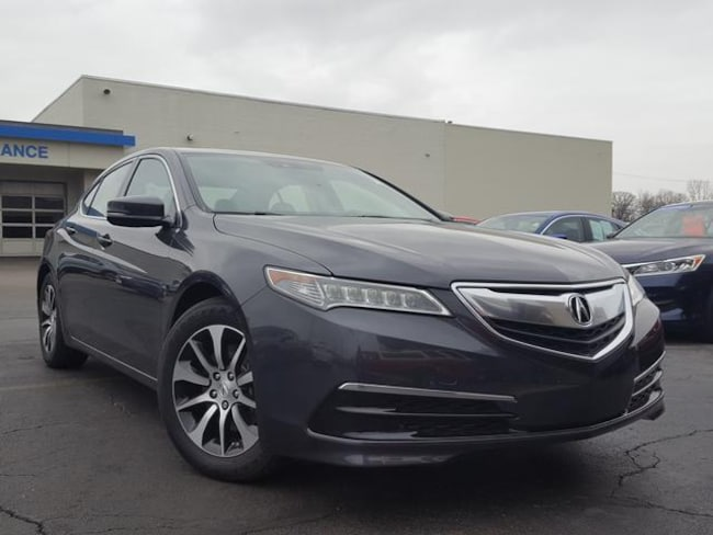 2016 Acura TLX Sdn FWD Tech Sedan
