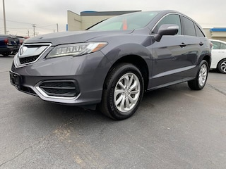 Used 2017 Acura RDX AWD w/Technology Pkg SUV for sale in Marion OH