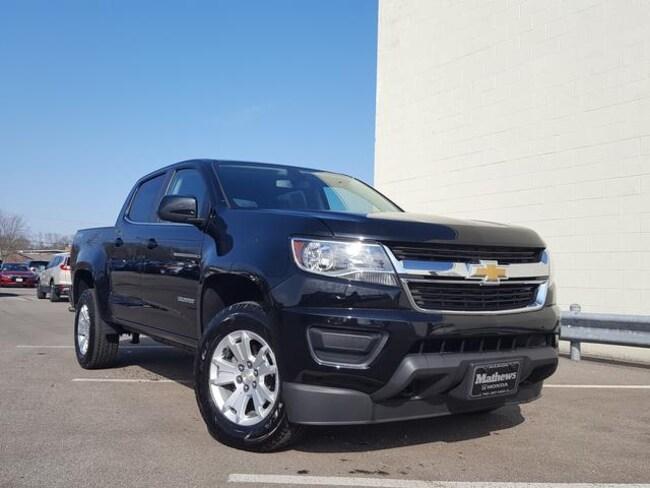 2019 Chevrolet Colorado 4WD Crew Cab 128.3 LT Truck