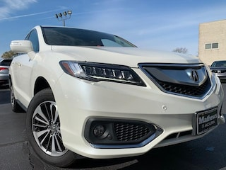 Certified Pre-Owned 2017 Acura RDX AWD w/Advance Pkg SUV for sale in Marion, OH