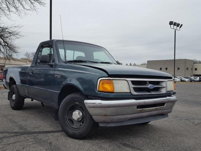 1995 Ford Ranger Reg Cab 107.9 WB Splash Truck