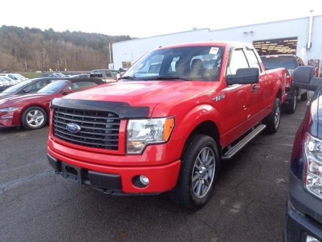 2014 Ford F-150 Truck SuperCab Styleside