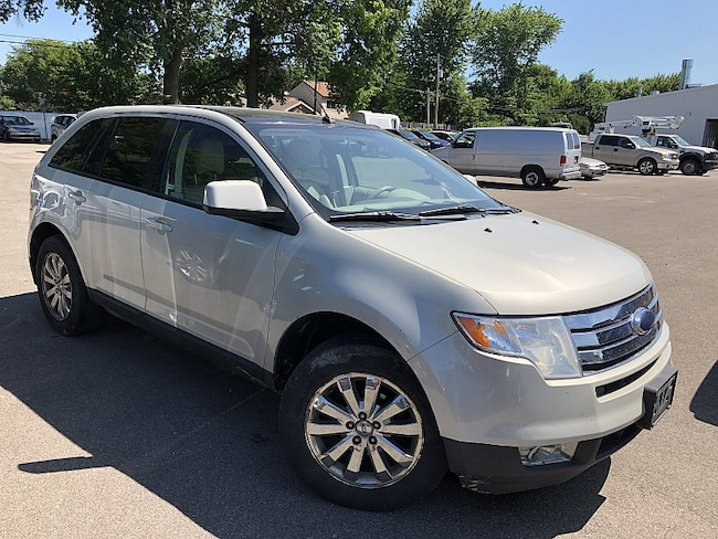 2007 Ford Edge For Sale >> Used 2007 Ford Edge For Sale At Mathews Ford Oregon Vin