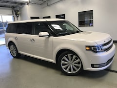 2018 Ford Flex Limited EcoBoost Crossover SUV