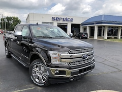 2018 Ford F150 4WD Lariat Full Size Truck