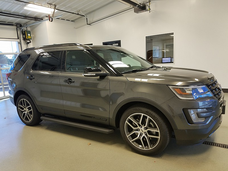 2017 Ford Explorer Sport Full Size SUV